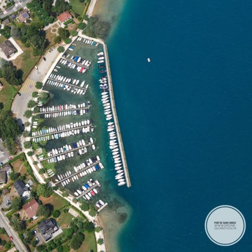 Port de Saint-Jorioz. (74)
